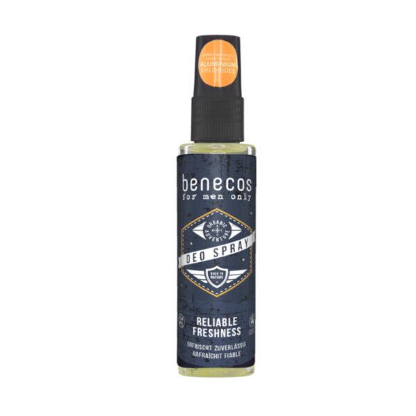 For men only Deo Spray za muškarce, Benecos