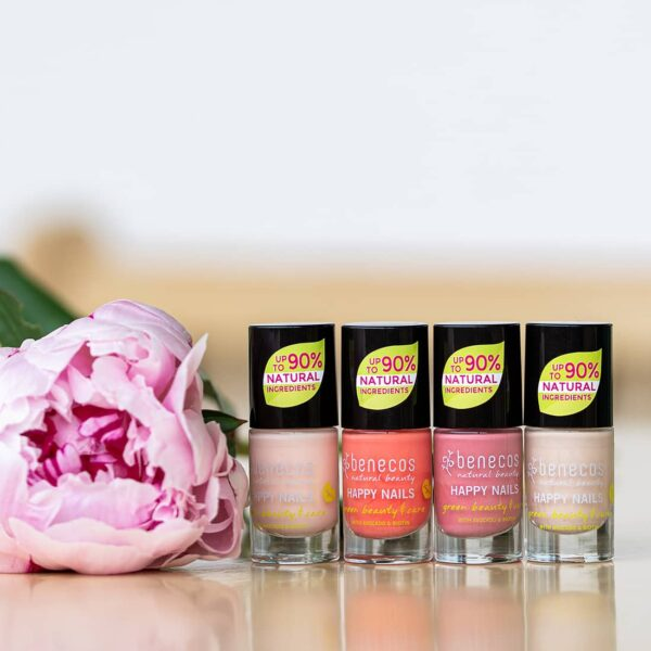 Happy Nails lakovi za nokte 5ml - razne boje, Benecos